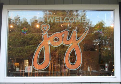 joy universe front window 72
