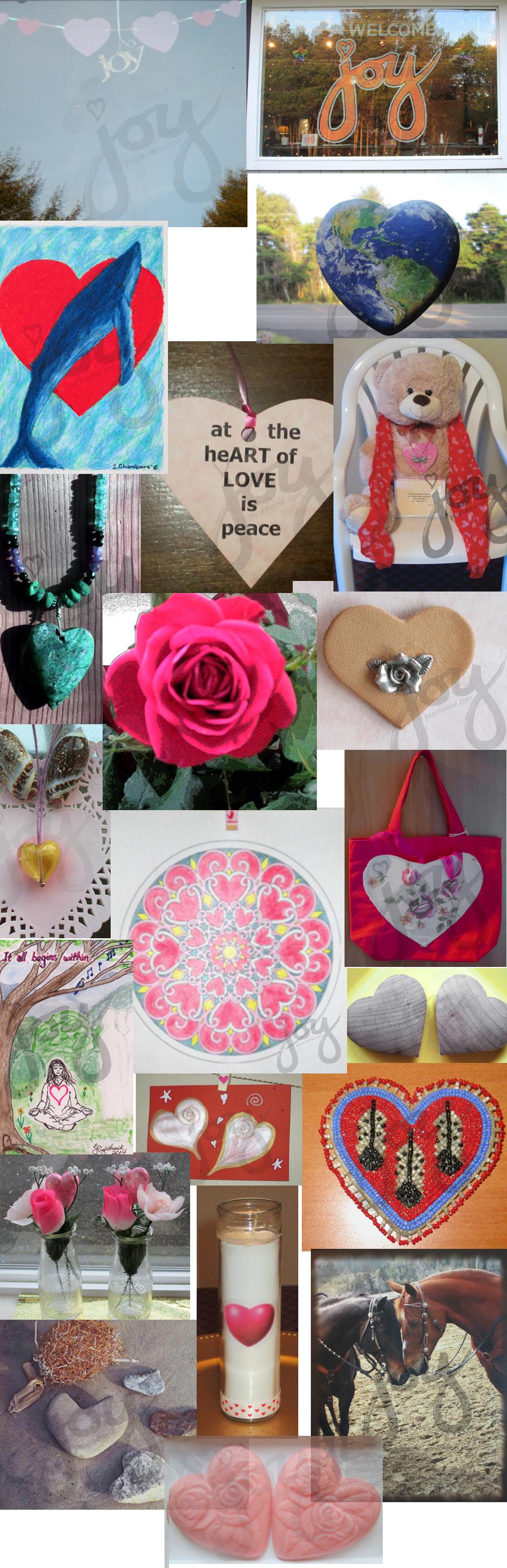 valentine's joy